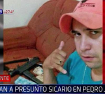 Acribillan a 19 tiros a presunto sicario en Pedro Juan Caballero