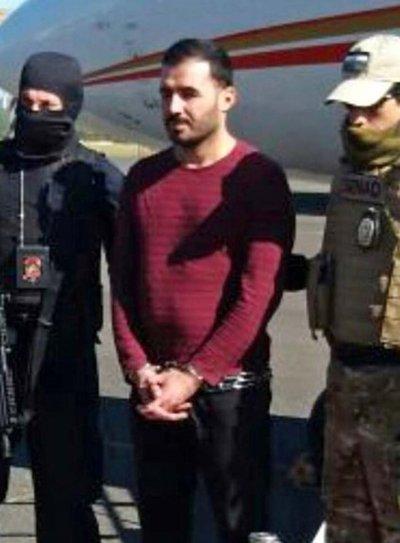 Extraditan a libanés acusado de narco