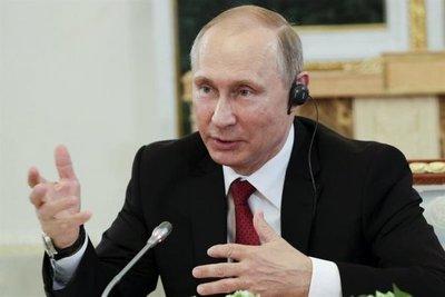 Putin ve perjudiciales nuevas sanciones de EEUU pero no anuncia represalias