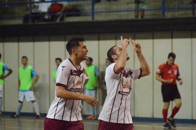Tres son los equipos con puntaje perfecto en Futsal de Honor