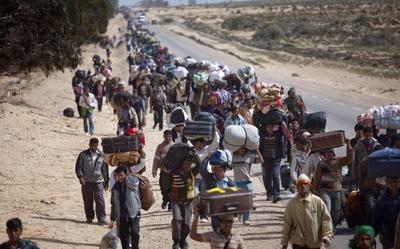 Día Mundial del Refugiado: 65 millones de personas están desplazadas de sus hogares