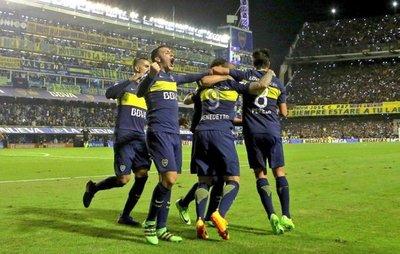 ¡Boca Juniors campeón!