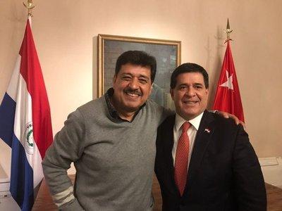 """Rubén Rodríguez va a ganar"""