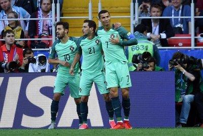 Cristiano Ronaldo da el triunfo a Portugal
