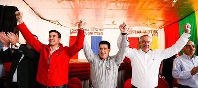"""""""La salud del Paraguay, depende del Partido Colorado"""""""