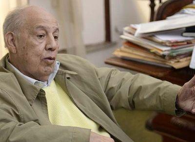 Fallece el Dr. Alejandro Encina Marín