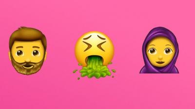 Los 56 nuevos emojis que pronto podrás usar