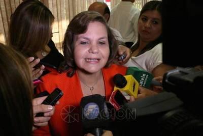 """Lilian propone diálogo sobre impuesto a la soja: """"No vamos a reaccionar"""""""