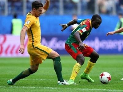 Camerún y Australia reparten puntos