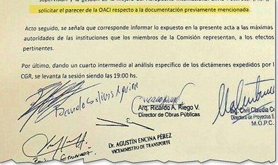 MOPC presiona a OACI para que avale adjudicación de APP a Sacyr