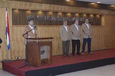 """En la Expo, """"mostrar a los extranjeros que a los paraguayos nos gusta trabajar'"""