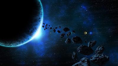 La colisión de un asteroide que puede acabar con la humanidad