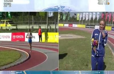 Sudamericano de Atletismo se desarrolla en Paraguay