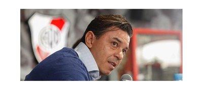 Gallardo, conmocionado por dopaje de jugadores de River Plate