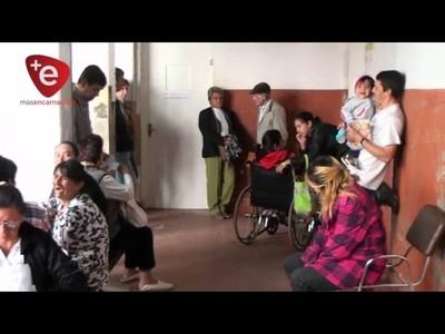 HRE: MENOR NO PUDO REALIZAR ESTUDIOS TOMOGRÁFICOS PORQUE EL MISMO SE ENCUENTRA EN MANTENIMIENTO