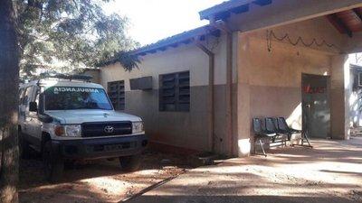 Intentaron robar ambulancia del hospital de Misiones