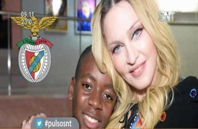 Madonna se mudó a Portugal debido a su prometedor hijo futbolista