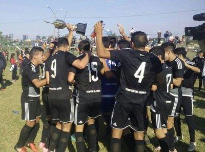 Sub 15 : con goleada, Olimpia llega al título