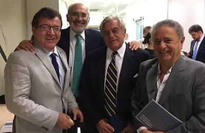 Roban a Nicanor un maletín en hotel de Madrid