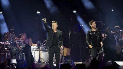 El pop en español se rinde a Alejandro Sanz