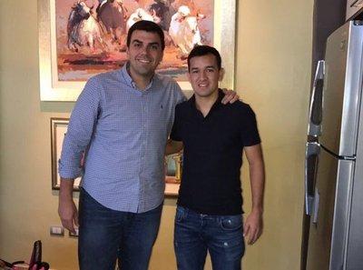 Néstor Camacho es oficialmente de Olimpia