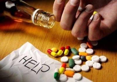 Droga legal es primer paso, luego crack, cocaína y cía hacen colapsar hospitales