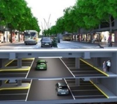 Proponen estacionamientos públicos subterráneos en Asunción
