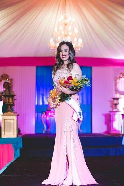 """Candidatas oficiales para """"Belleza Adolescente Paraguay"""""""