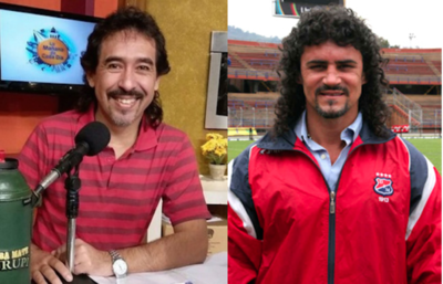 """Álvarez"" paraguayo: igualito al técnico"