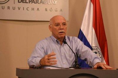España condecorará a canciller paraguayo