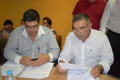 Denuncian al presidente de la Junta departamental de Guairá