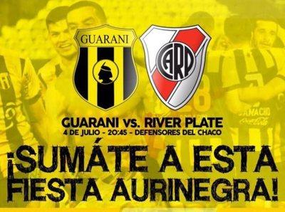 Guaraní va por el primer paso en octavos