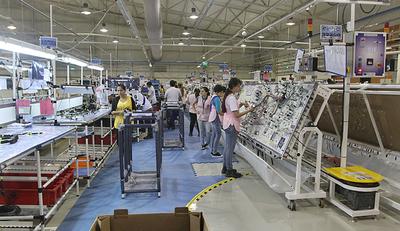 Exportaciones manufacturadas crecieron un 36% en el 2017