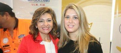 Adriana, la primera mujer paraguaya en un Dakar Series