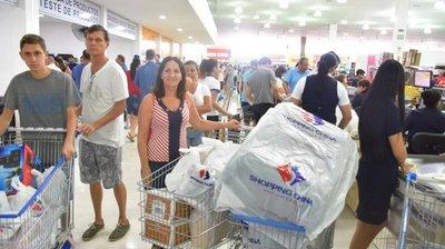 Cupo de compras se mantiene y beneficia a comerciantes