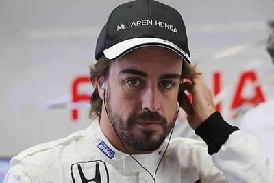 Alonso ya ni oculta su nula fe en McLaren