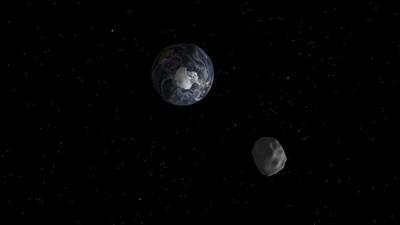 Advierten sobre riesgo de la colisión del asteroide Apofis