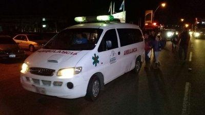 Caravana recibió a Fiorella en Misiones
