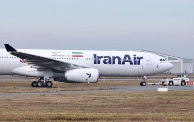 Un Airbus de Irán Air aterriza de emergencia