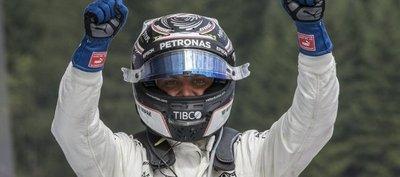Bottas ganó el Gran Premio de Austria por delante de Vettel, más líder