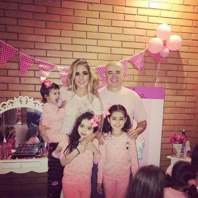 Karina Doldan Celebró El Cumpleaños De Su Hija Allegra