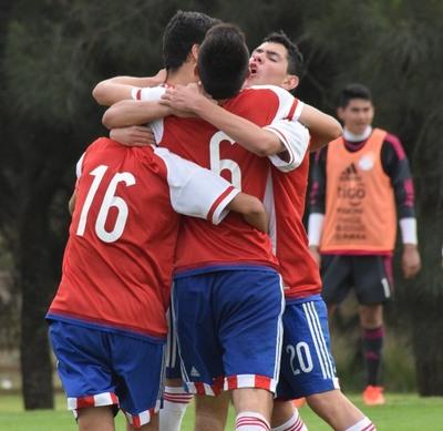 La Albirroja Sub 15 cerró su gira por Uruguay con un triunfo