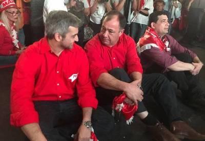 Finalmente, Afara tiró el guante y se pasó al equipo de Abdo Benítez