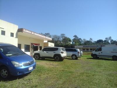 Clínica de desintoxicación asiste a 120 adictos en Alto Paraná