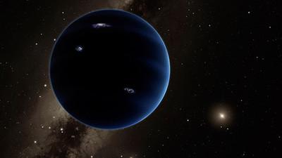 Hallan una nueva evidencia  de la existencia del Planeta 9
