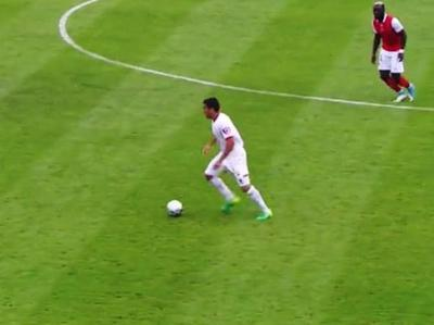 Alonso titular en amistoso del Lille