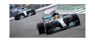Lewis Hamilton quiere ser leyenda en el Gran Premio de Silverstone