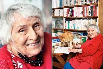 Muere escritora francesa Anne Golon