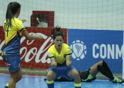 Sport Colonial suma  y sigue firme en la Copa Libertadores de Futsal Femenino