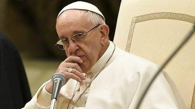 """El papa renueva su oración por la """"amada"""" Venezuela"""